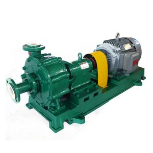 Teflon lined slurry pump wide to use liquid such as acid, base, salt, oils, food and beverage, alcohol,etc. Especially caustic liquids with fine particles.