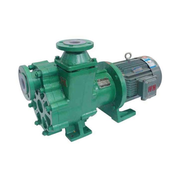 Self-priming pump magnetic drive-ZMD Model(PTFE,FEP,PFA material)