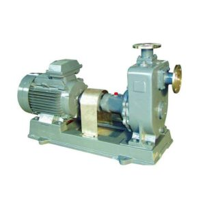 Self-priming centrifugal pump ZX model Suitable for clear water, seawater and acid, alkalinity chemical medium liquid and fuel with general fuzziness.